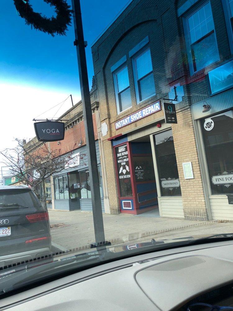 Instant Shoe Repair: 11 Elm St, Danvers, MA