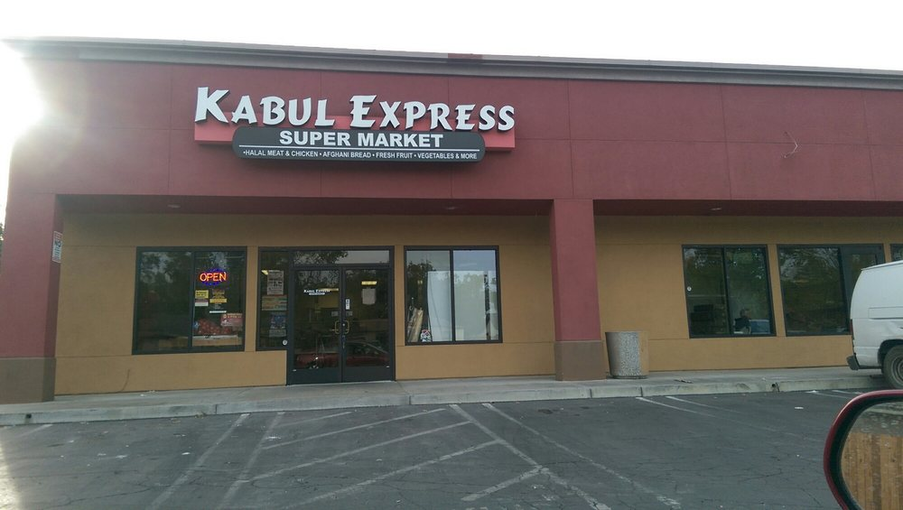 Kabul Express SuperMarket