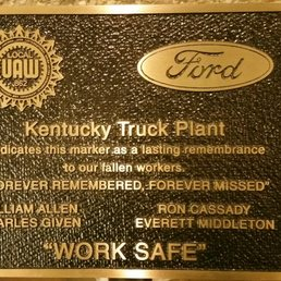 Ford Louisville Ky >> Ford Motor Co Kentucky Truck Plant Car Dealers 3001 Chamberlain