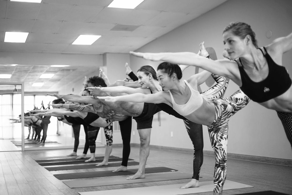 Hot Yoga Richmond