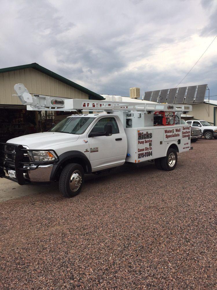 Rick's Pump Service: 1316 Elm Ave, Canon City, CO