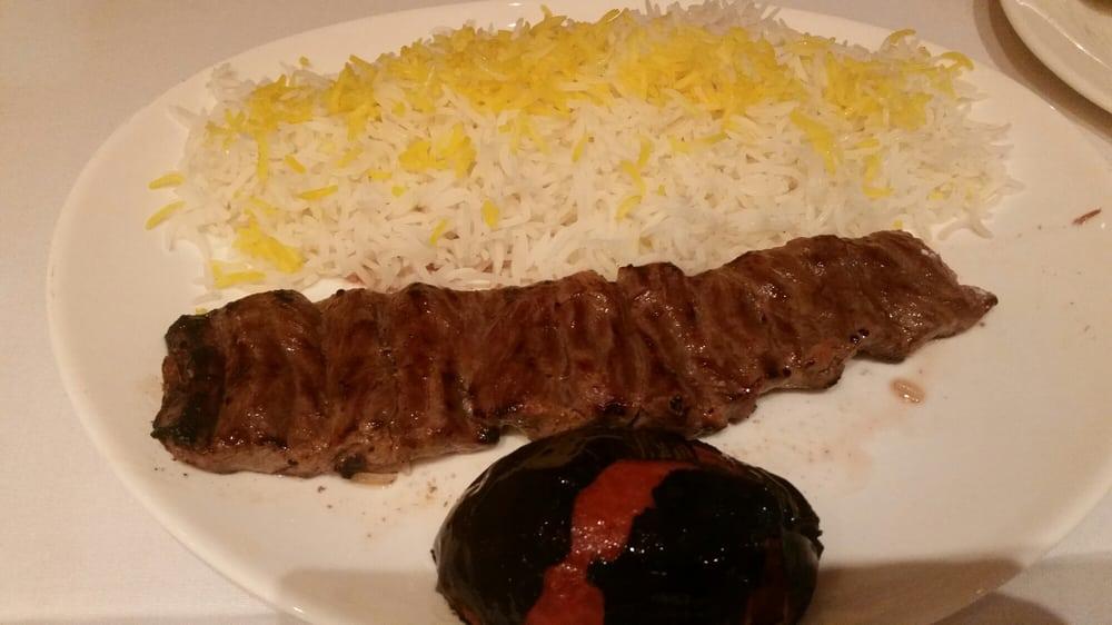 Lamb tenderloin yelp for Ahmads persian cuisine