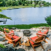 Green Oasis Flagstone Photo Of River Falls Wi United States