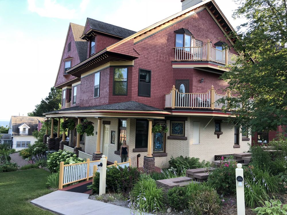 Old Rittenhouse Inn: 301 Rittenhouse Ave, Bayfield, WI