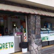 Paleteria Loreto Ice Cream Frozen Yoghurt Av 25 Oriente 216
