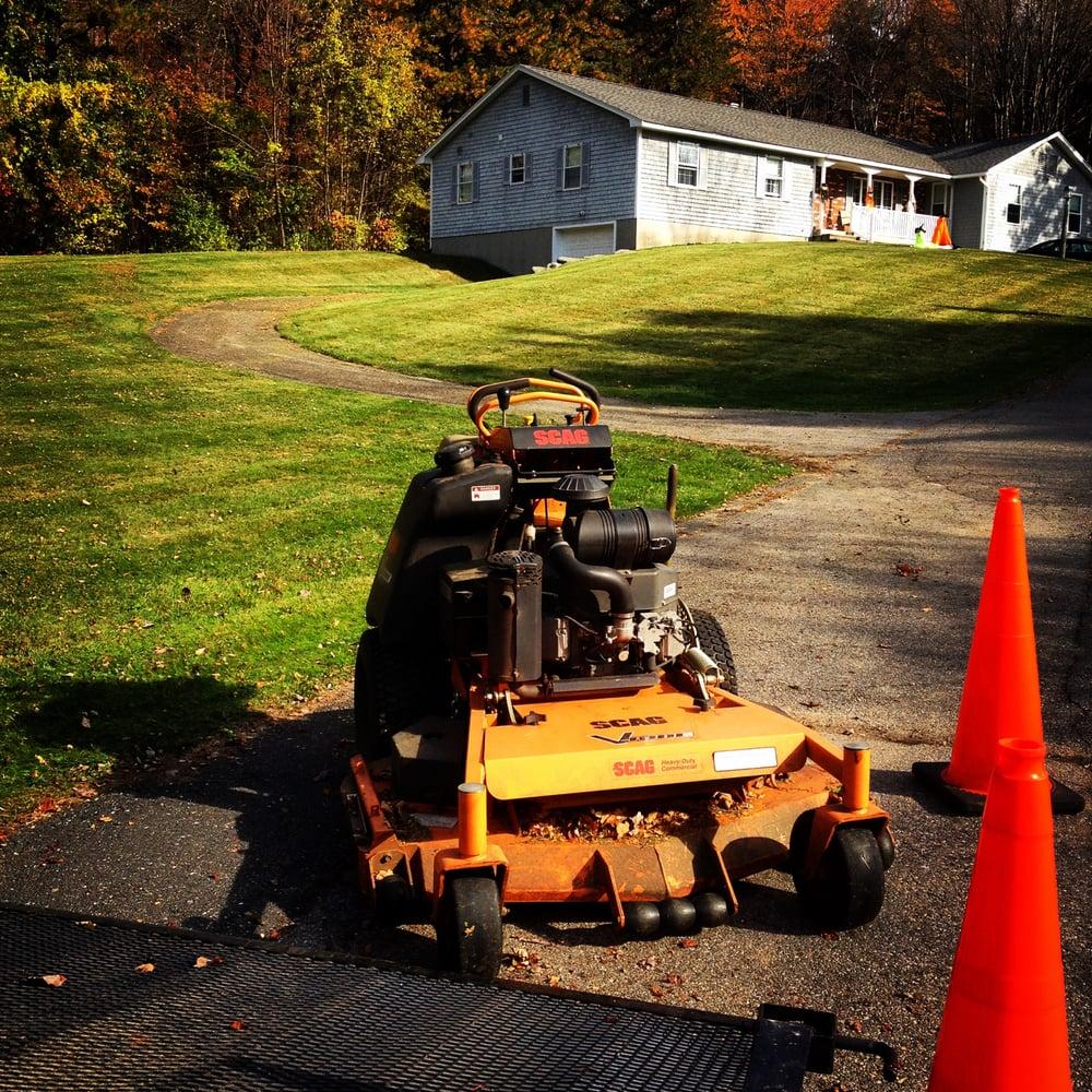Yard Smart Lawn Care: 525 Woods Rd, Oakham, MA