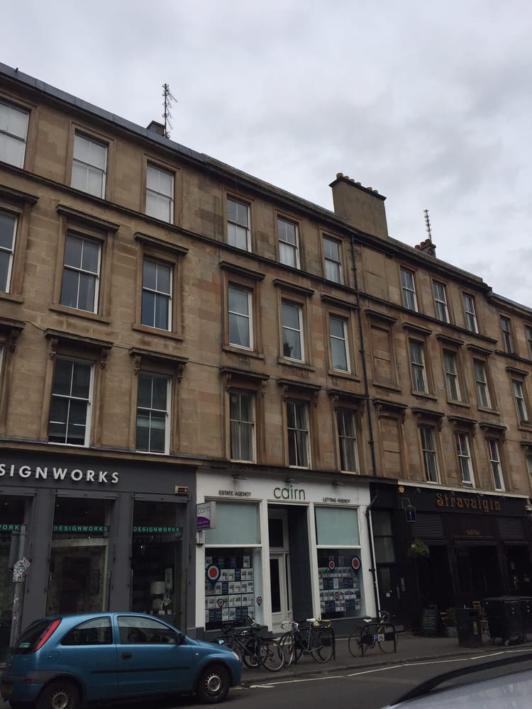 Cairn letting agence immobili re 34 gibson street for Agence immobiliere 34