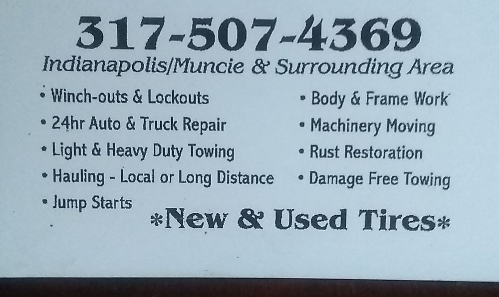 Photo of AAA Affordable Towing And Recovery 24/7: Muncie, IN