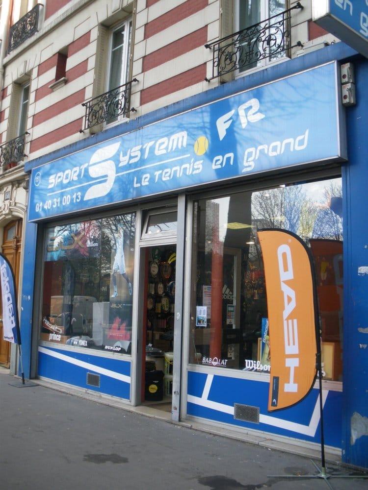 Sport System Sport Zubeh 246 R 151 155 Rue De Bagnolet