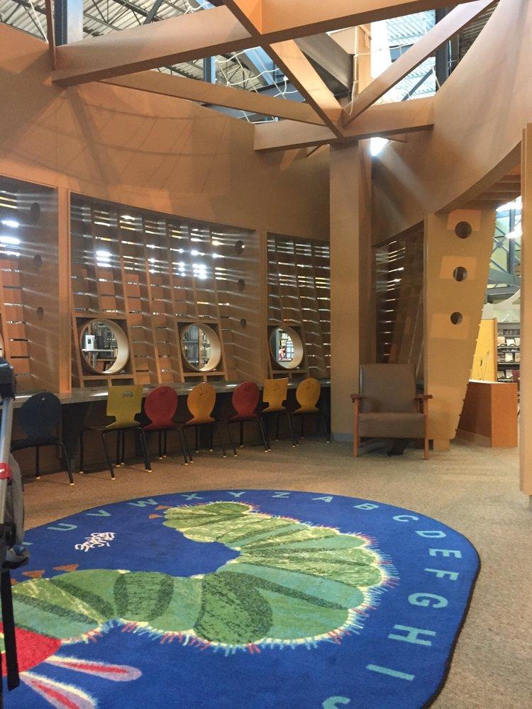 Maude Langhorne Nelson Library: 209 E Cawson St, Hopewell, VA