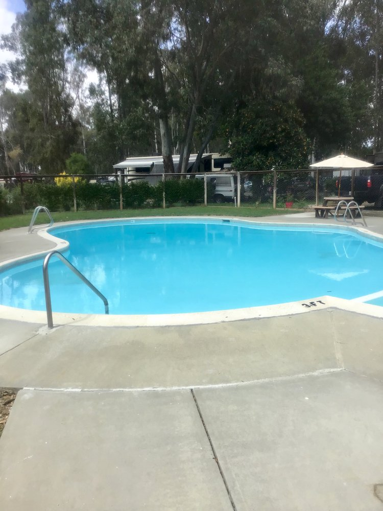 Midway Rv Park: 4933 Midway Rd, Vacaville, CA