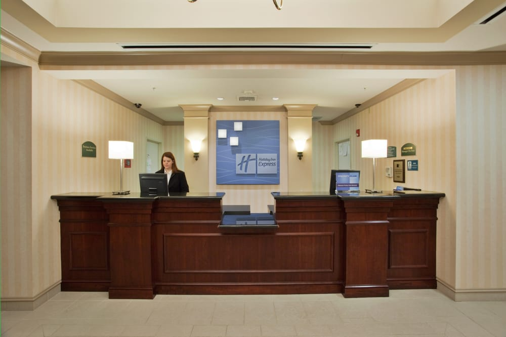 Holiday Inn Express & Suites Drums-Hazleton: 1 Corporate Dr, Drums, PA