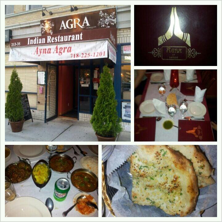 Agra Indian Restaurant Bayside