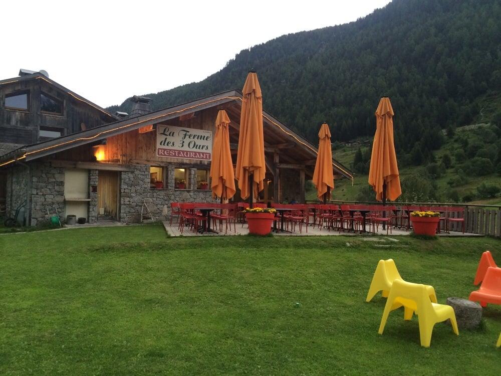 Restaurant la ferme des 3 ours restaurants le plan - La cuisine de julie france 3 ...