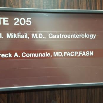 Mikhail Iman Md Gastroenterologist 502 Euclid Ave National