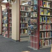 Gaston County Public Library - Libraries - 1555 E Garrison