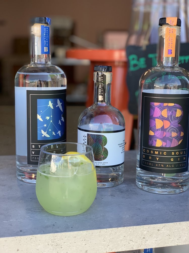 The Better Man Distilling: 161 River Ave, Patchogue, NY