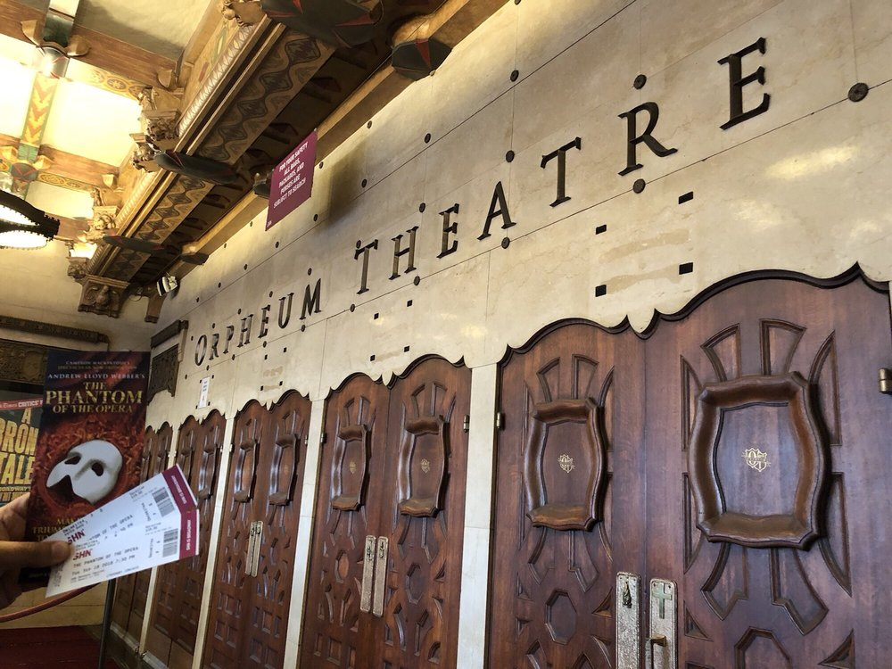 SHN Theatres