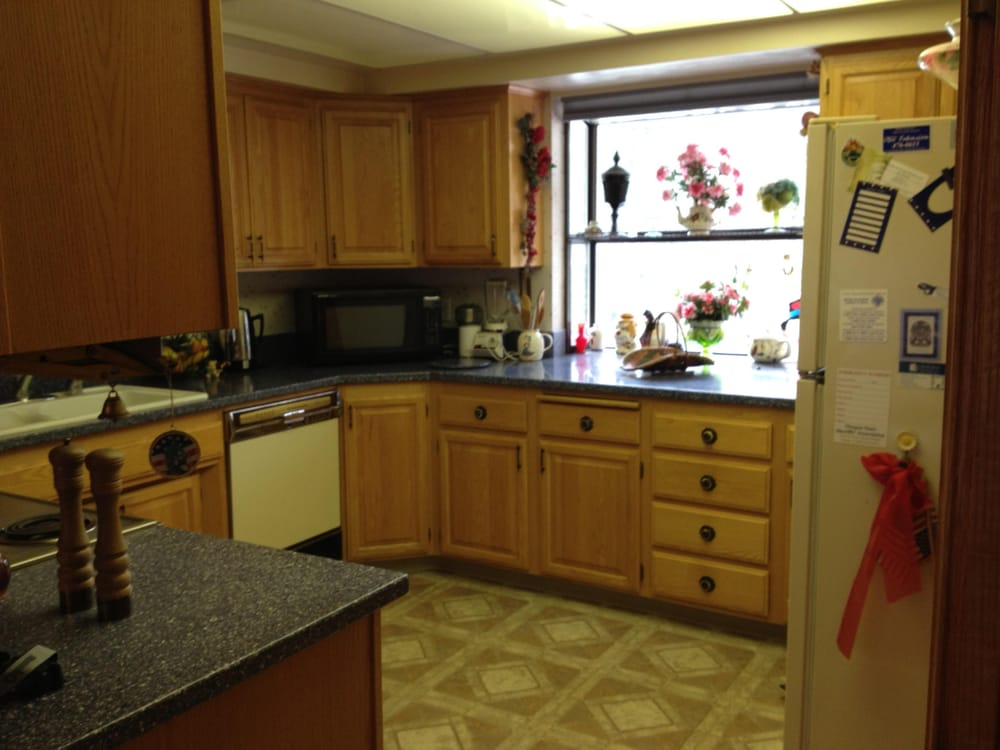 The Kitchen Before new appliances. - Yelp