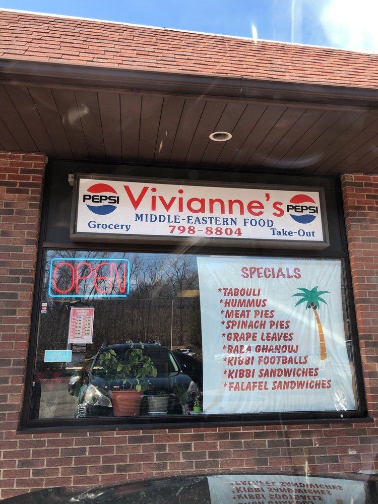 Vivianne's Middle-Eastern Food: 36 Tamarack Ave, Danbury, CT