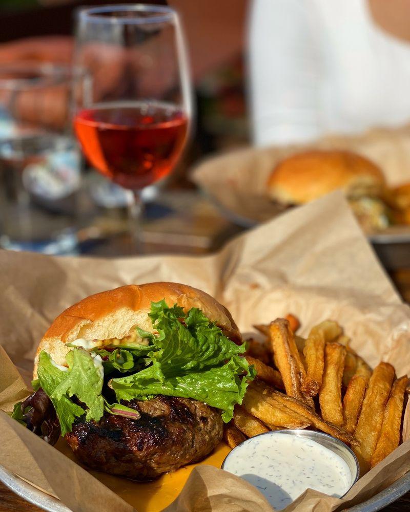 The Eddy Pub: 1715 Saxapahaw-Bethlehem Church Rd, Saxapahaw, NC