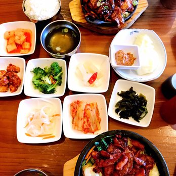 Korean Restaurant Albany Ca