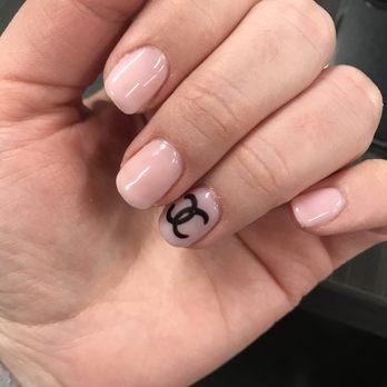 Nail salons downtown geneva il nail ftempo for A q nail salon collinsville il