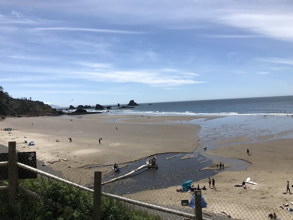 Ecola State Park: Ecola Park Rd, Cannon Beach, OR
