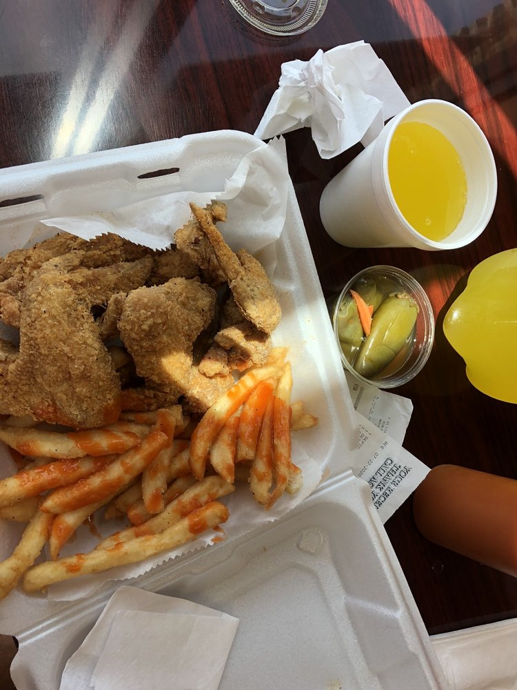 Food from E-Zee Fish & Chicken