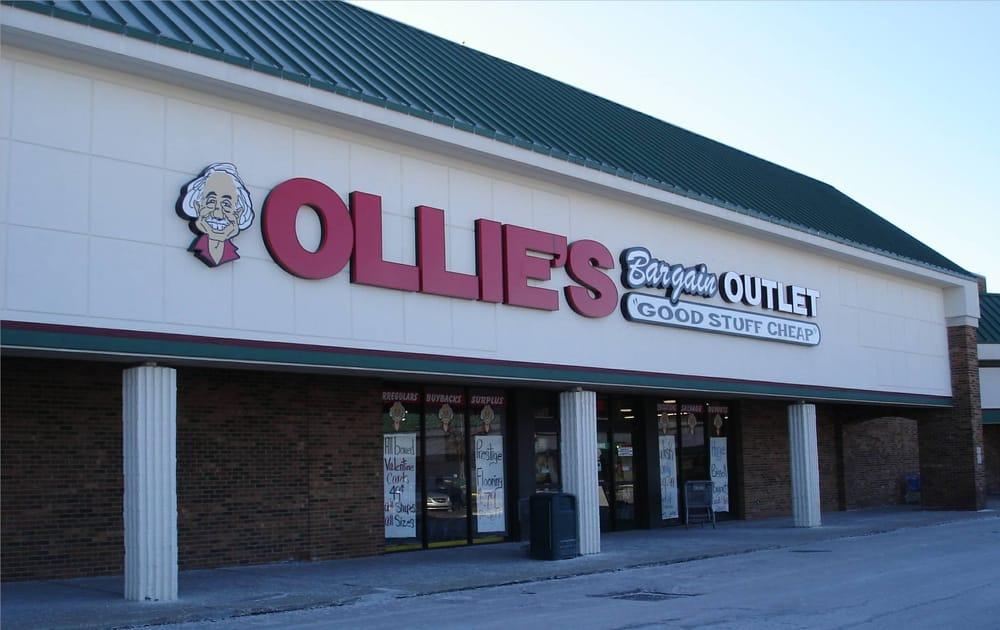 ollie s bargain outlet outlet stores 7864 connector dr florence ky phone number yelp. Black Bedroom Furniture Sets. Home Design Ideas