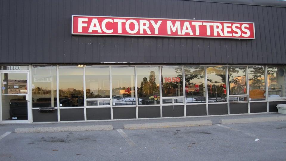 Factory Mattress
