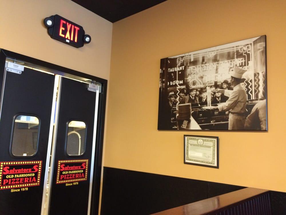 Salvatore's Old Fashioned Pizzeria: 243 E Main St, Avon, NY