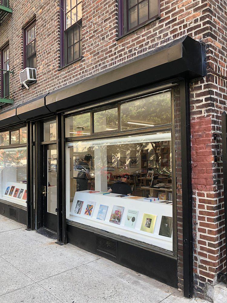 Karma Bookstore: 136 E 3rd St, New York, NY