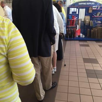 Photo Of Us Post Office Birmingham Mi United States Worlds Slowest Line