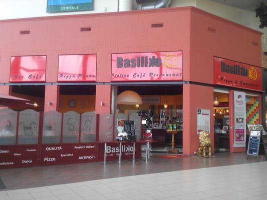 basiliko italian caf pizza 43 centre commercial noyelles godault pas de calais france. Black Bedroom Furniture Sets. Home Design Ideas
