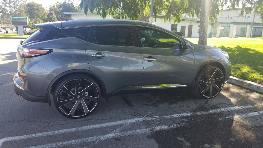 Nissan Of Huntington >> 2016 Nissan Murano Rims | Auxdelicesdirene.com