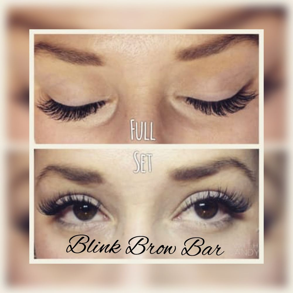 Photo Of Blink Brow Bar Livonia Mi United States Our Au Naturale