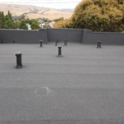 ... Photo Of Pride Roofing   San Francisco, CA, United States. New Flat Roof  ...