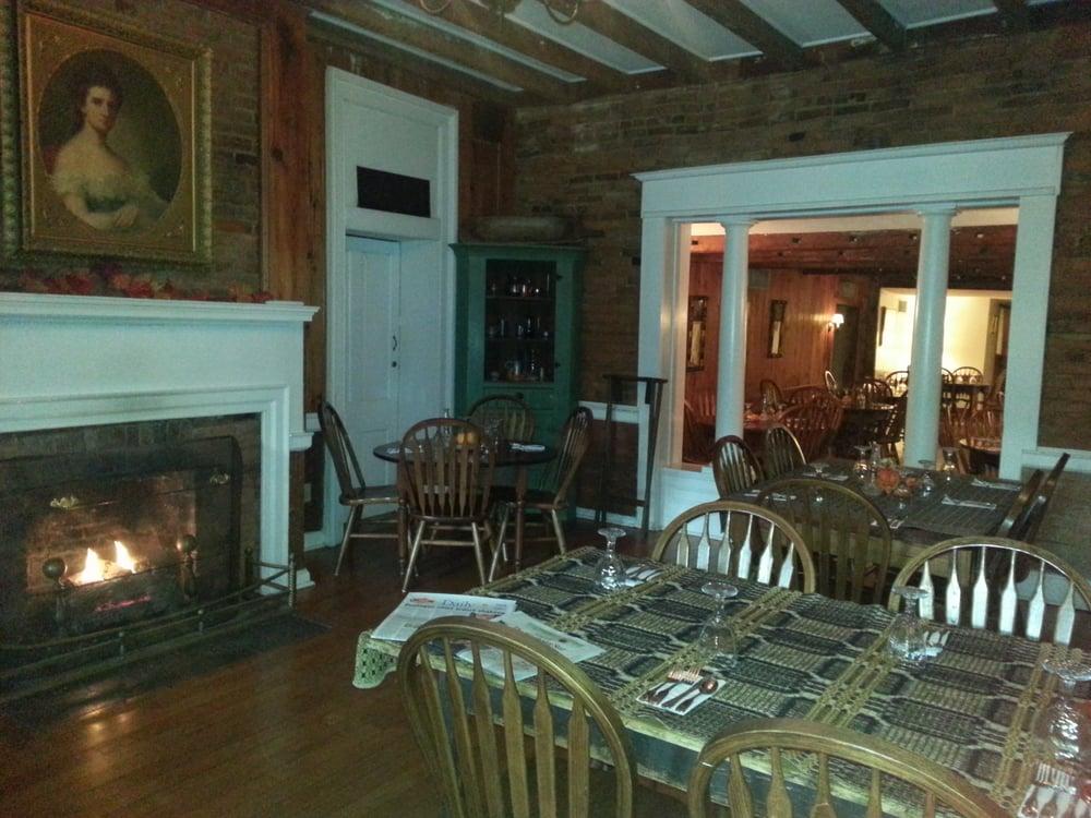 Wayside Inn Middletown Va Restaurant