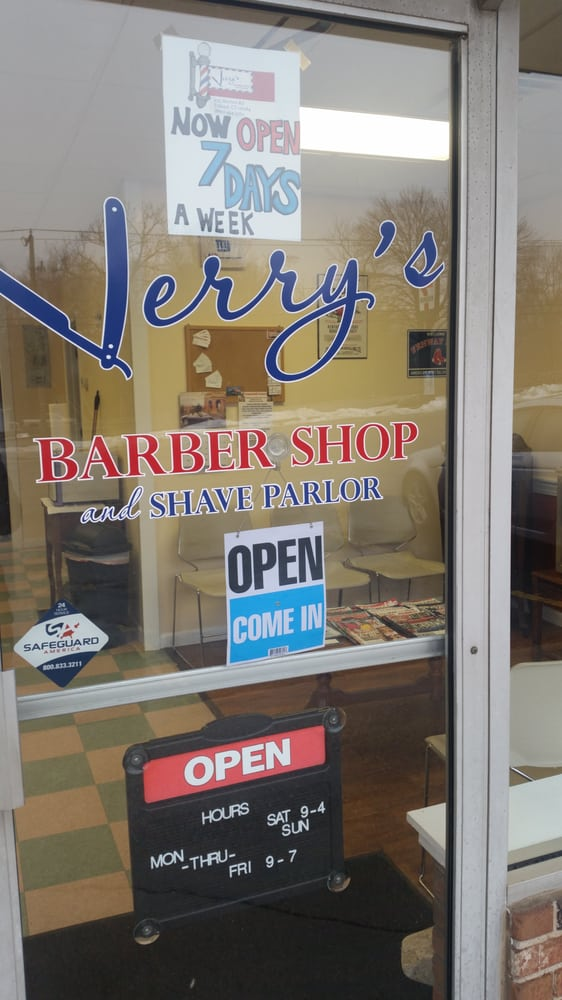 Jerry's Barber Shop and Shave Parlor