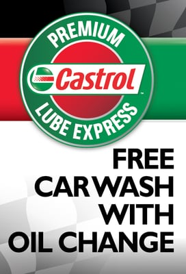 premium castrol lube express oil change stations 2645 steeles w toronto on canada phone. Black Bedroom Furniture Sets. Home Design Ideas