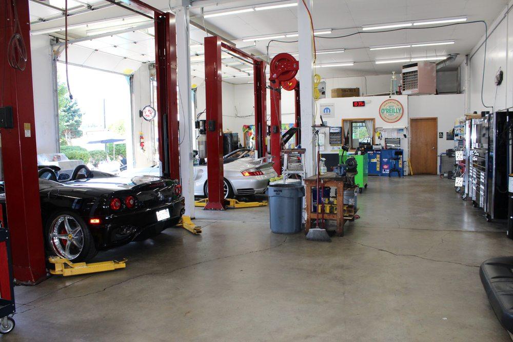 Skyline Automotive Repair: 1118 A St SE, Auburn, WA