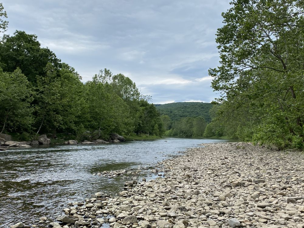 Trough General Store & Canoe Rentals: 9690 S Branch River Rd, Romney, WV