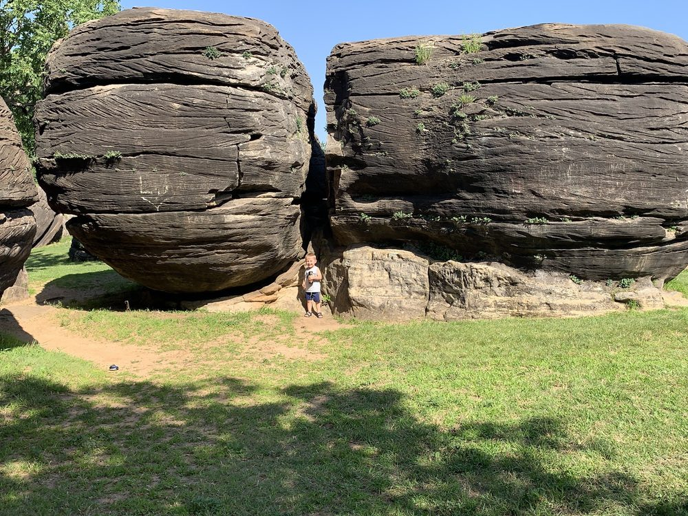 Rock City Park: 1051 Ivy Rd, Minneapolis, KS