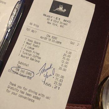 Nusr Et Steakhouse 802 Photos 373 Reviews Steakhouses 60 W