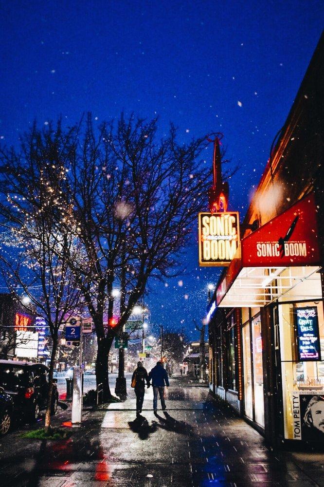 Photo of Sonic Boom: Seattle, WA