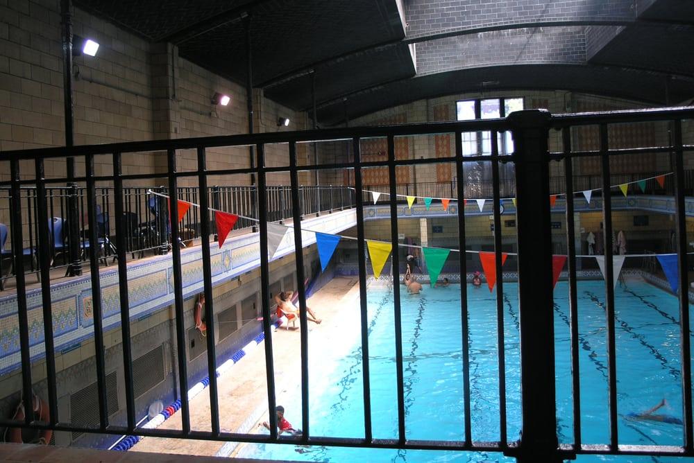 Hansborough Recreation Center Nyc Parks Dept Swimming