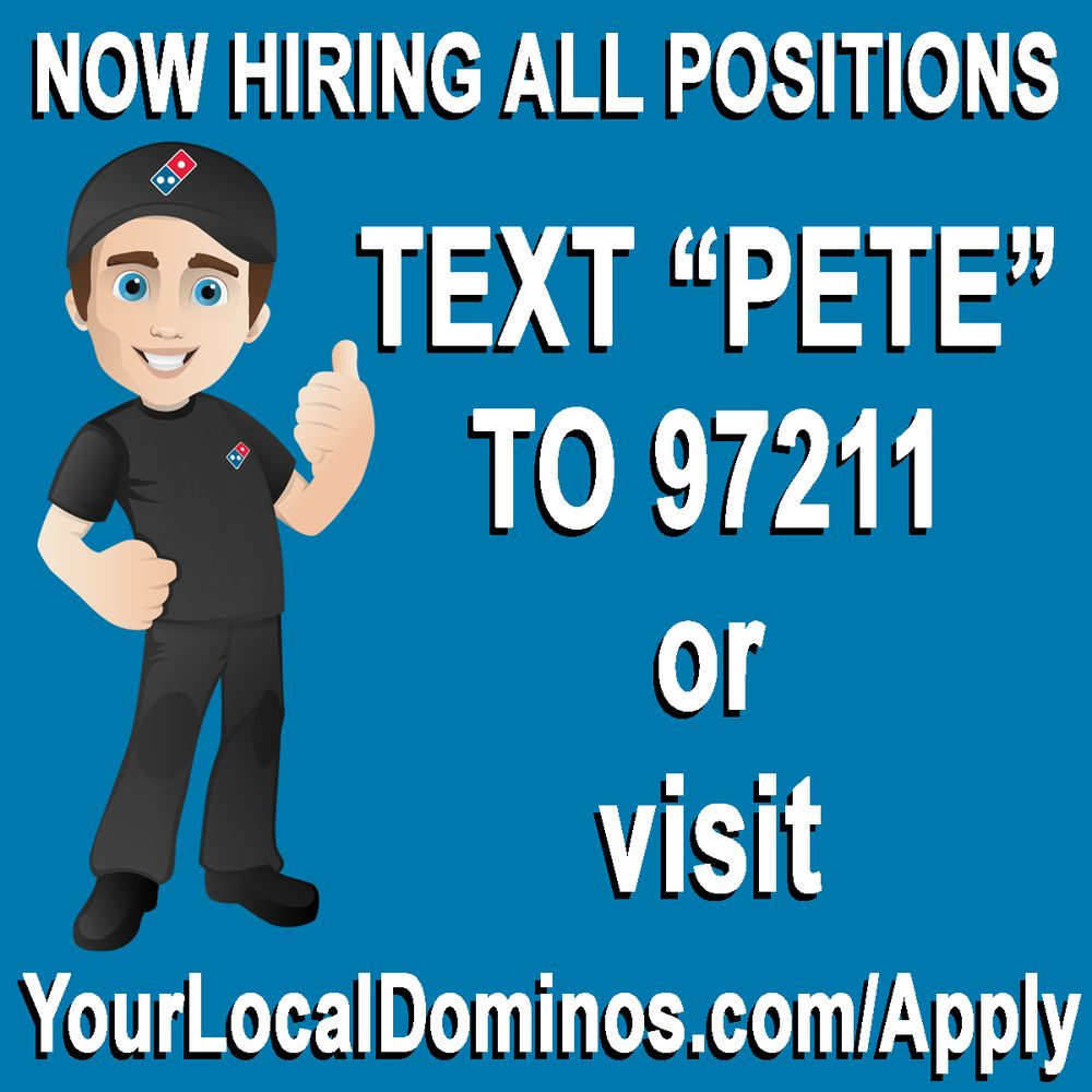 Dominos: 2935 US Hwy 70, Connelly Springs, NC