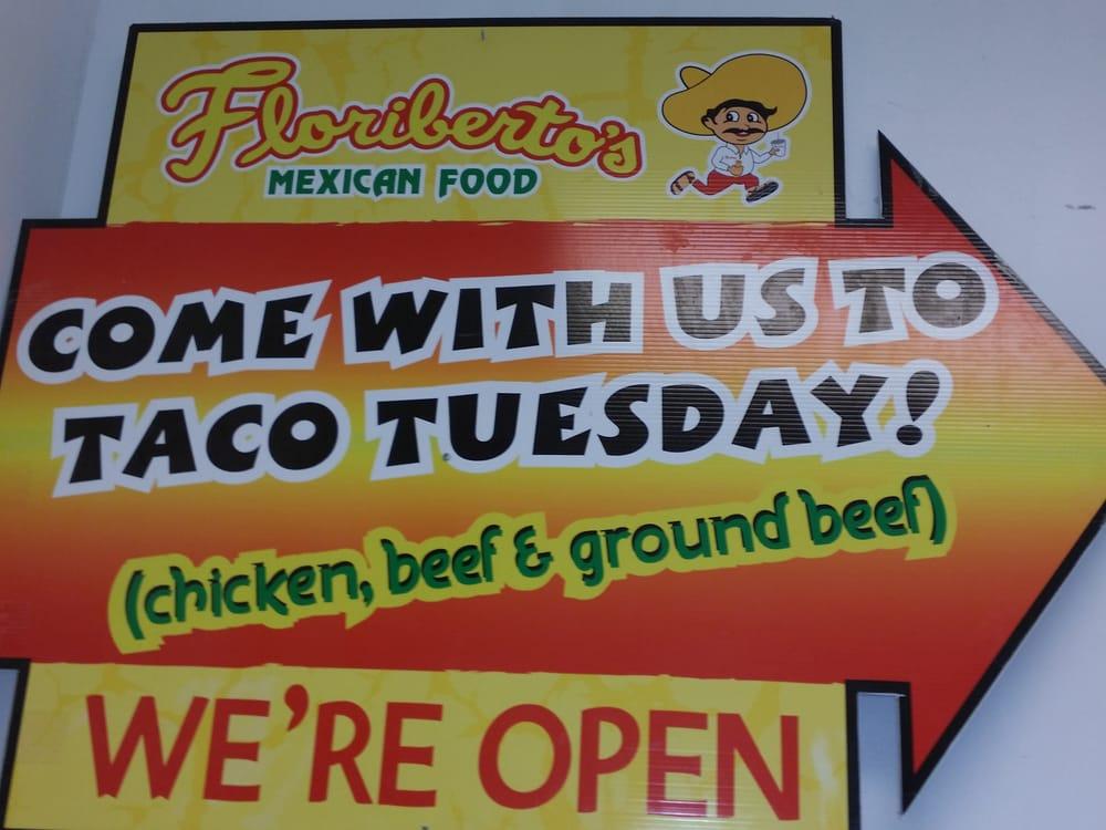 Floriberto's Mexican Food: 1729 N Dysart Rd, Avondale, AZ