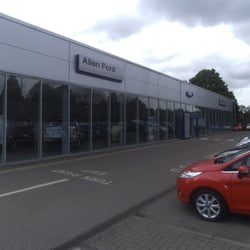 Photo of Allen Ford - Coventry West Midlands United Kingdom & Allen Ford - Car Dealers - London Road Coventry West Midlands ... markmcfarlin.com